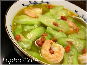 Loofah Soup From Eupho Caf 233 Recipes