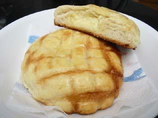 波蘿奶酥麵包(中種法) from Eupho Café - 愛在廚房